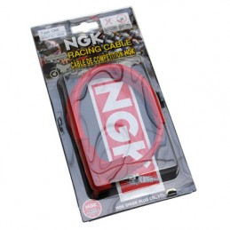 ANTIPARASITE NGK RACING CR2 COUDE POUR BOUGIE SANS OLIVE