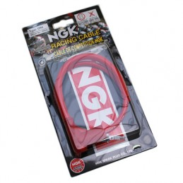 ANTIPARASITE NGK RACING CR4 COUDE POUR BOUGIE AVEC OLIVE