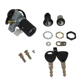 CONTACTEUR A CLE MAXISCOOTER ADAPTABLE HONDA 125 SH  -SELECTION P2R-