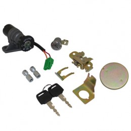 CONTACTEUR A CLE MAXISCOOTER ADAPTABLE SCOOTER 125 CHINOIS 4T GY6 152QMI  -P2R-
