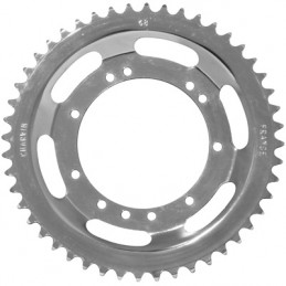 COURONNE CYCLO ADAPTABLE MBK 51 ROUE RAYONS 48 DTS (ALESAGE 94mm) 11 TROUS  -SELECTION P2R-