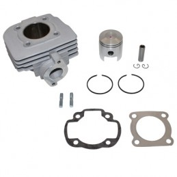 CYLINDRE SCOOT ADAPTABLE HYONSUNG 50 PRIMA 2T, RALLY 2T  -ALU NIKASIL AIRSAL-