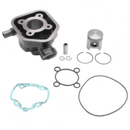 CYLINDRE SCOOT ADAPTABLE PEUGEOT 50 SPEEDFIGHT LIQUIDE  - FONTE  P2R ECO-