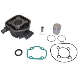CYLINDRE SCOOT ADAPTABLE PEUGEOT 50 SPEEDFIGHT LIQUIDE  - FONTE OLYMPIA-