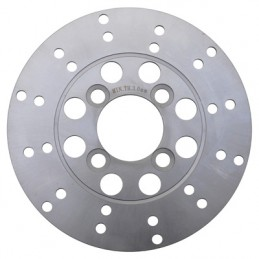 DISQUE DE FREIN SCOOT ADAPTABLE MBK 50 BOOSTER 1999+ AV, NG 1995+1998 AV-YAMAHA 50 BWS 1999+ AV, BUMP 1995+1998 AV (EXT 180mm, I