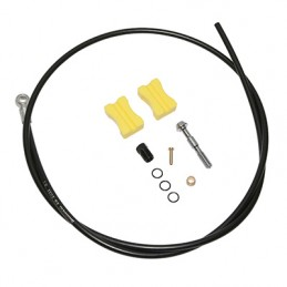 DURITE SHIMANO POUR FREIN A DISQUE 1000MM EMBOUT COURT