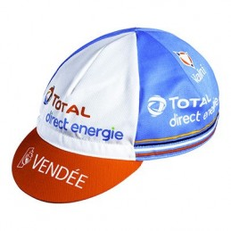 CASQUETTE VELO EQUIPE PRO TOTAL DIRECT ENERGIE CASQUETTE VELO EQUIPE PRO TOTAL DIRECT ENERGIE