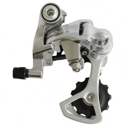 DERAILLEUR ROUTE ARRIERE MICROSHIFT 10V. DOUBLE COMPATIBLE SHIMANO (EQUIVALENT GAMME TIAGRA-105) DERAILLEUR ROUTE ARRIERE MICROS